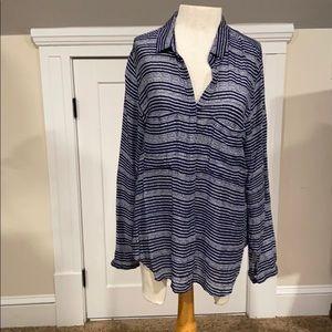 Cloth & stone button-up shirt.